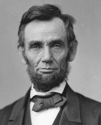 Lincoln-portrait