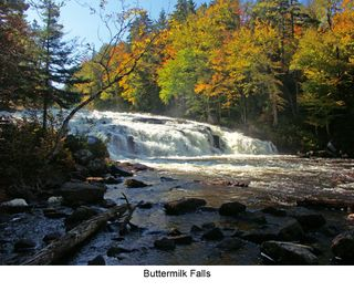 Buttermilk Falls 2