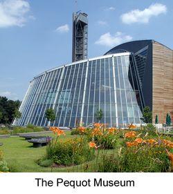 Pequot museum