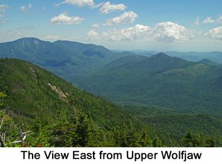 View from Upper Wolfjaw 3 web