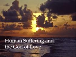 Human Suffering