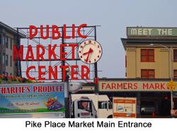 Pike Place Market web