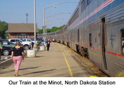 Minot Station web