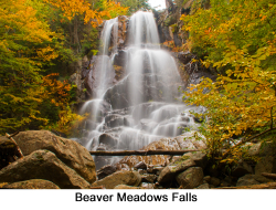 Beaver Meadows Falls web