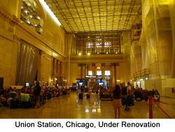 Chicago Union Station web