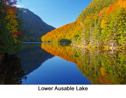 Lower Ausable Lake web
